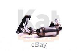 Catalyseur PEUGEOT 207 1.6i 16V VTI 1598 cc 88 Kw / 120 cv EP6 (5FW) 1/072/11 R