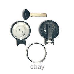 Coque clé 3 boutons MINI COUNTRYMAN COOPER S ONE D CLUBMAN CABRIO