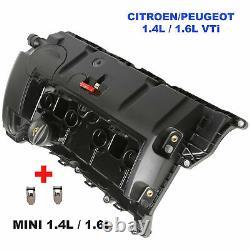 Couvercle Culasse Cache Culbuteurs Bouchon Huile 1,4 1,6 Vti N16 N12 Mini Cooper