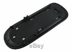 Couverture Cuir Noir pour Original Accoudoir Central Mini R50 R52 R53 R56