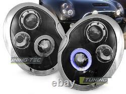 Ffényszóró BMW MINI COOPER R50 R52 R53 01-06-hez LPMC02EZ XINO FR