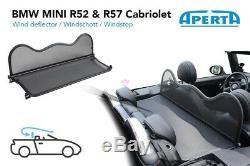 Filet anti-remous Mini Cooper Cabriolet