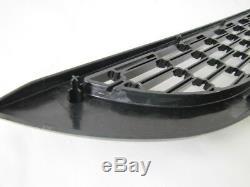 Grille Calandre pour MINI ONE COOPER S D R50 R53 R52 Noir Brillant