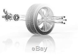 H&r Élargissement des Voies 30/30mm Noir pour BMW 2er 5er 7er i3 i8 X1 X2 X3 de