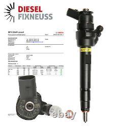 Injecteur BMW 116d 118d 316d318d 7798446 7798447 7812881 0445110289 0445110601
