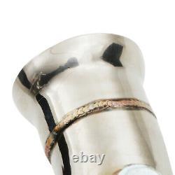 Inox Decat Évacuation De Cat Pour Bmw Collecteur Mini Clubman R55 R56 R57 1.6