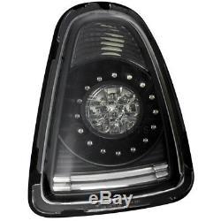 LED 2 X Feux Arrière MINI COOPER S R56 06 Noir/Noir BJ1