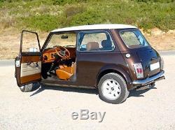 Le Set De Panneaux De Portes Modele Bi-ton One-two-1 Mini Austin Cooper