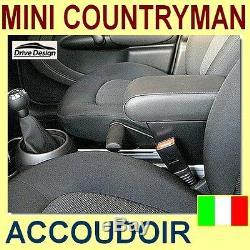 MINI COUNTRYMAN R60- accoudoir stockage pour -armrest apoyabrazos mittelarmlehne