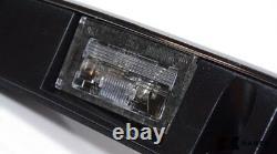 MINI Neuf Véritable Cooper R50 R52 R53 Coffre Arrière Chrome Poignée Couvercle