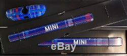 MINI ORIGINAL Pack Intérieur Speedwell Blue F55 & Clubman F54 Cooper S JCW