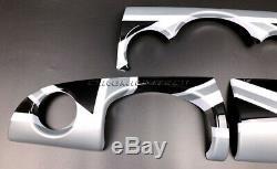 MK1 Mini Cooper/S / One Jcw R50 R52 R53 Noir Union Jack Tableau Housse pour LHD