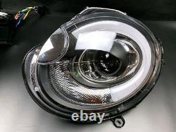 MK2 Mini Cooper R55 R56 R57 R58 R59 F56 Aspect Phare Avant LED DRL Non Xenon LHD