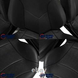 Mini Cooper One R50 R53 Chauffage Sport Plein Cuir Panther Noir Innensitze