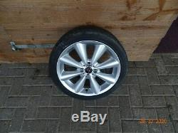 Mini Cooper R50 R59/36116791945 Alliage Coiffant R133 Argent 7JX17 et 48