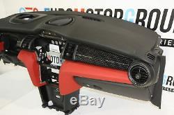 Mini Instrument Tableau de Bord Armaturenbretter Cooper F55 F56 F57 Glowing Red