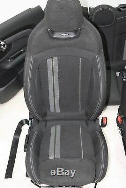 Mini John Cooper Works Sièges Sport Sièges Dinamica Matière Noir de Carbone F54