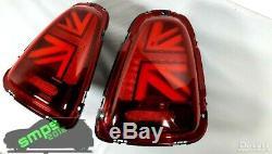 Mini LED Union Jack Feux Arrière R56, R57, R58, R59 2011 2015 Gen 2 (LCI)