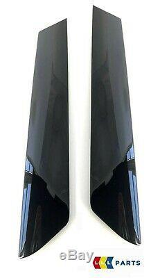 Mini Neuf D'Origine Cooper R50 R52 R53 un Pilier Moulure Noir Bordure Garniture