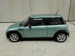 Mini One Cooper Kyosho 1/18 Vert Clair mc1157