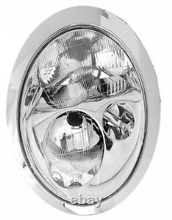Mini R50 R52 R53 2001-2004 Phare Avant Droit + Gauche Électrique H7 H7 + Moteur