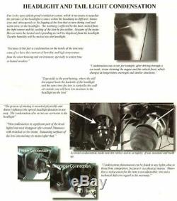 NEUF Phares antibrouillard pour Mini Cooper R55 R56 R57 AE LED Feux Diurnes DRL