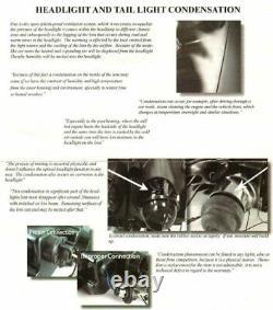 NEUF Projecteurs pour Mini COOPER R55 R56 R57 R58 R59 2006-2014 Angel Eyes Noir