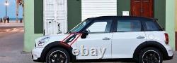 Neuf Véritable Mini Countryman R60 Paceman R61 Noir Clignotant Bord Set Paire +