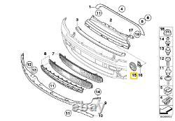 Neuf Véritable Mini R56 Clubman R55 50 Ans Badge Grille 7238085 OEM