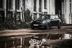 Noir Brillant Salberk Calandre Mini Cooper 2. Génération R55 Clubman
