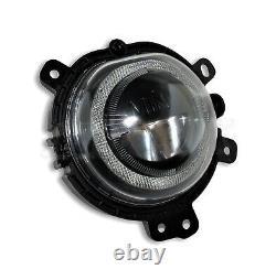 Paire De Véritable Mini F54 F55 F56 F57 14-19 Pare-Choc Phare LED 7497767