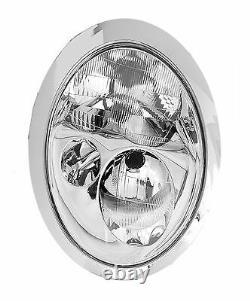 Phare Feux Avant Mini R50 R52 R53 06/2001-07/2004 Passager Droit Optique