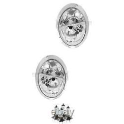 Phare avant Set Droite et Gauche H7/H7 pour Mini Mini R50 R53 Incl. Osram Lampes