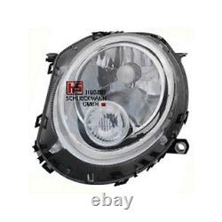 Phares Pour BMW Pour BMW R56 11/06-11/10 Incl. Moteur H4 Incl. Lampes S7Q