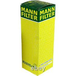 Pour BMW huile moteur 5l Mann Filtre à Hu 6015 Z Kit Mini F55 F56 Clubman F54 X1