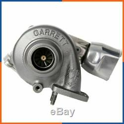 Turbo Chargeur Neuf pour FORD C-MAX 1.6 TDCI 100 cv 740821-0002, 740821-5001S