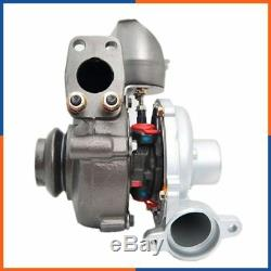 Turbo Chargeur Neuf pour PEUGEOT 1007 1.6 HDI 110 cv 753420-0004, 750030-5001S