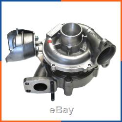 Turbo Chargeur pour CITROEN C5 1.6 HDI 110cv 753420-5004S, 753420-5, 753420-6