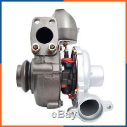 Turbo Chargeur pour MAZDA 3 1.6 MZ-CD 109cv 753420-0004, 753420-0005, 9663199280