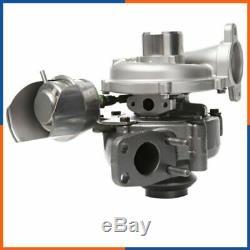 Turbo Turbocompresseur Neuf pour PEUGEOT 307 1.6 HDI 110 750030-5002S, 753420-3
