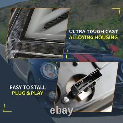 VLAND Feux arrière avec Mini Cooper R56 R57 R58 R59 2011-13 Full LED feu arrière