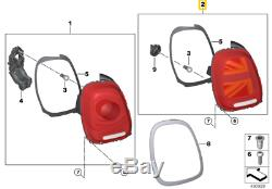Véritable Mini F55 F56 F57 13-18 Feu Arrière Union Jack Droit 63217435134