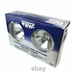 Wipac Phares Supplémentaires Feu de Brouillard Mini One Compatriote Spots D S H3